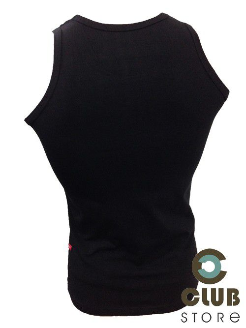 Camiseta Calvin Klein - Regata Preta