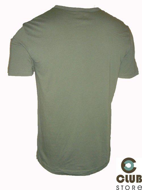 Camiseta DKNY - Verde Exército