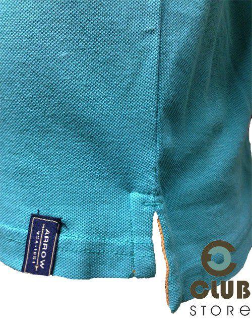Polo Arrow USA - Verde Acqua