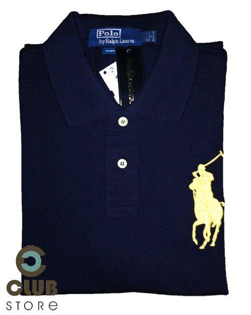 Polo Ralph Lauren - Big Pony Azul