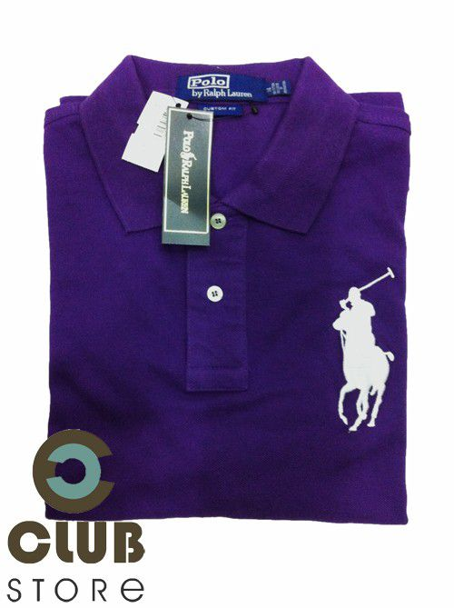 Polo Ralph Lauren - Big Pony Lilás