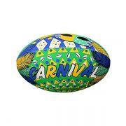 Bola de Rugby Gilbert Supporter Random Carnival - Tamanho 5