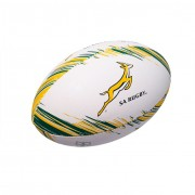 Bola de Rugby Gilbert Supporter South Africa - Tamanho 5