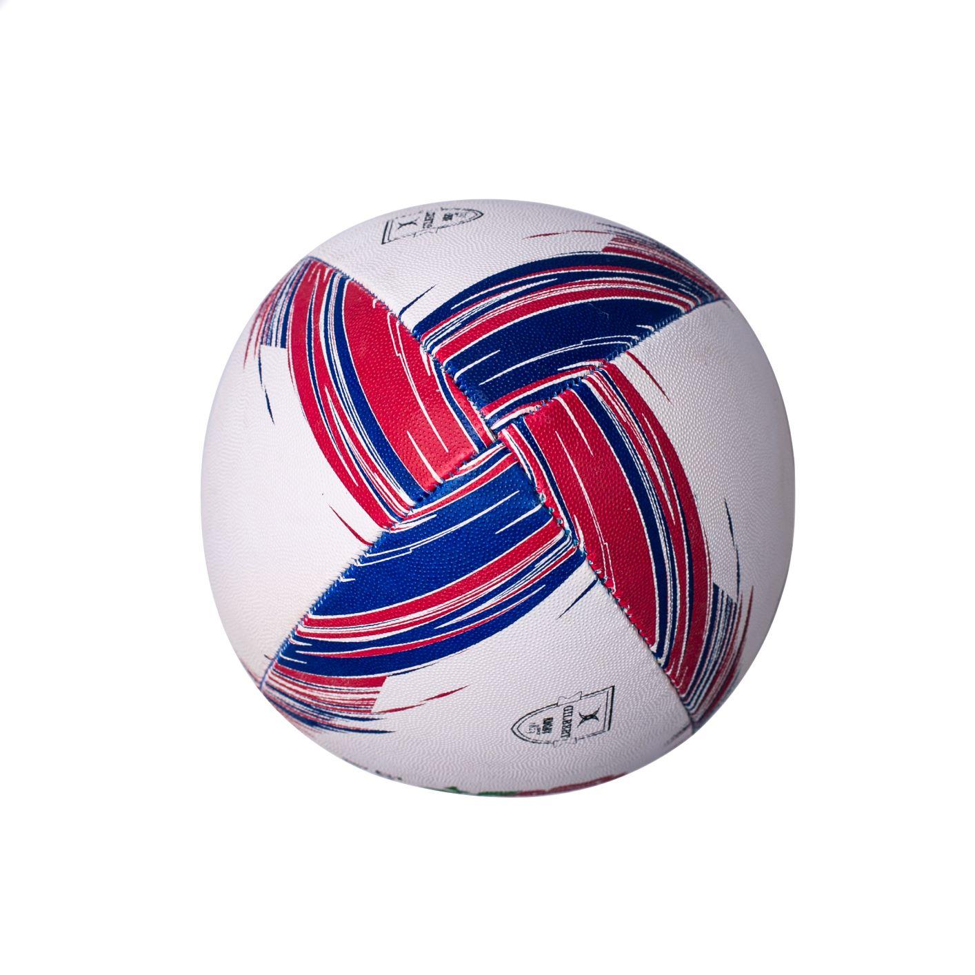 Bola de Rugby Gilbert Supporter England - Tamanho 5