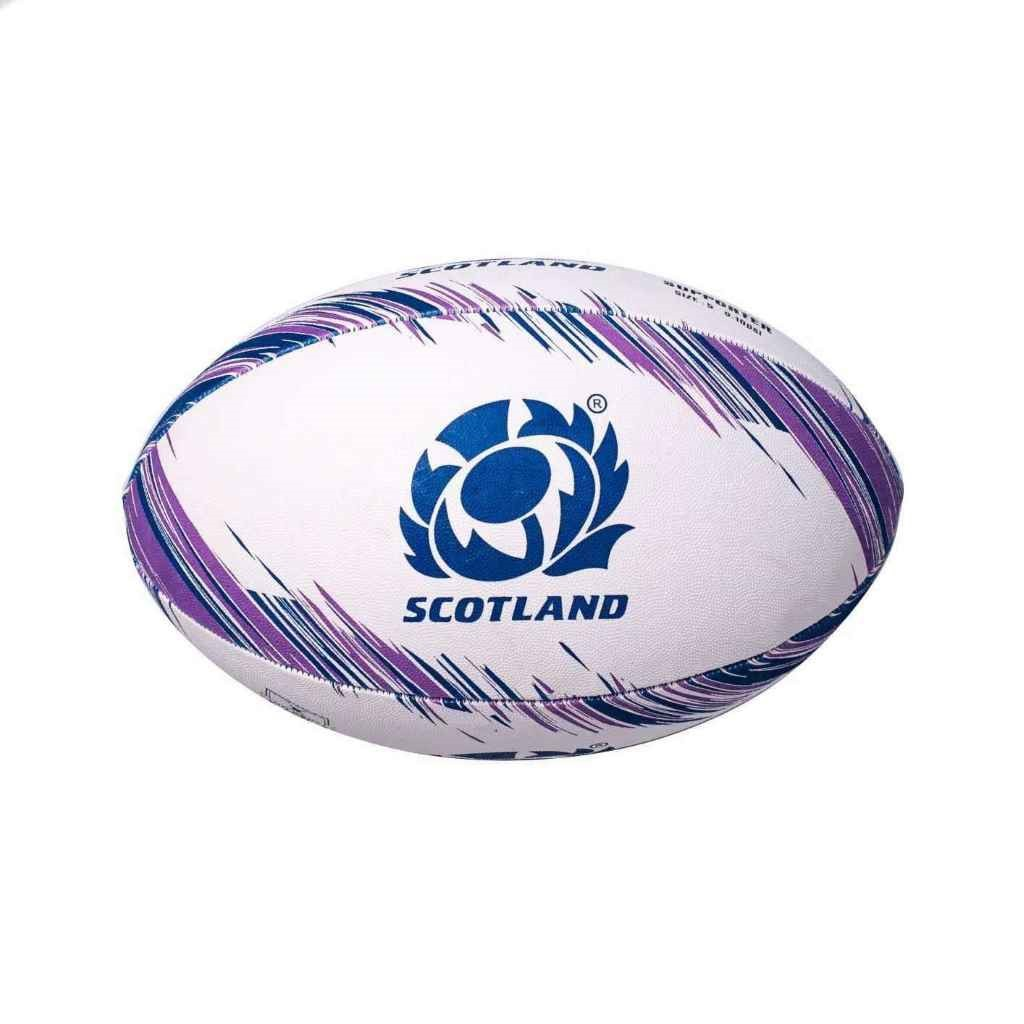 Bola de Rugby Gilbert Supporter Scotland - Tamanho 5
