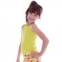 Blusa Infantil Amarela - Cecí