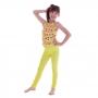 Blusa Infantil Neon Ice Cream - Cecí