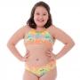 Biquíni Infantil Top Babadinho Summer Good Vibes - Cecí