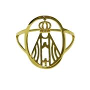 Anel em Ouro 18K Nossa Senhora Aparecida NA912822