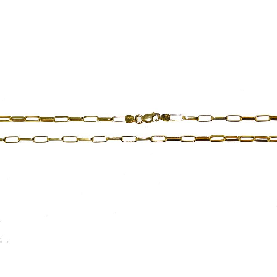 Corrente em Ouro 18K Cartier Oca CAO60390