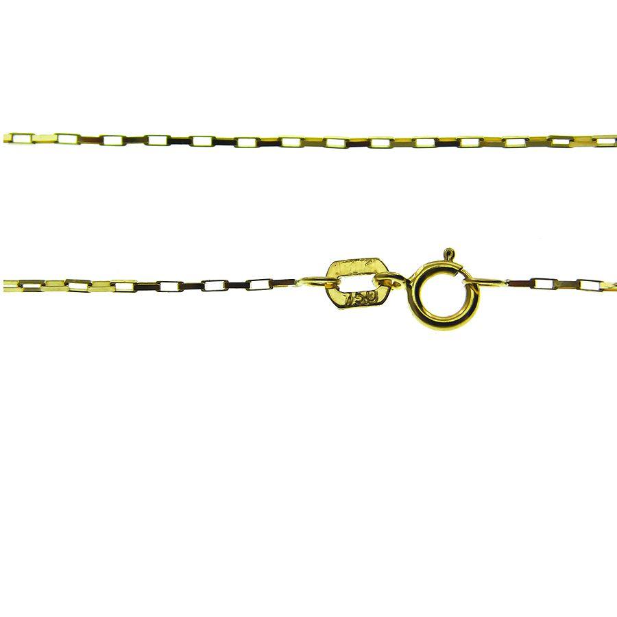 Corrente em Ouro 18K Design Cartier NC90008