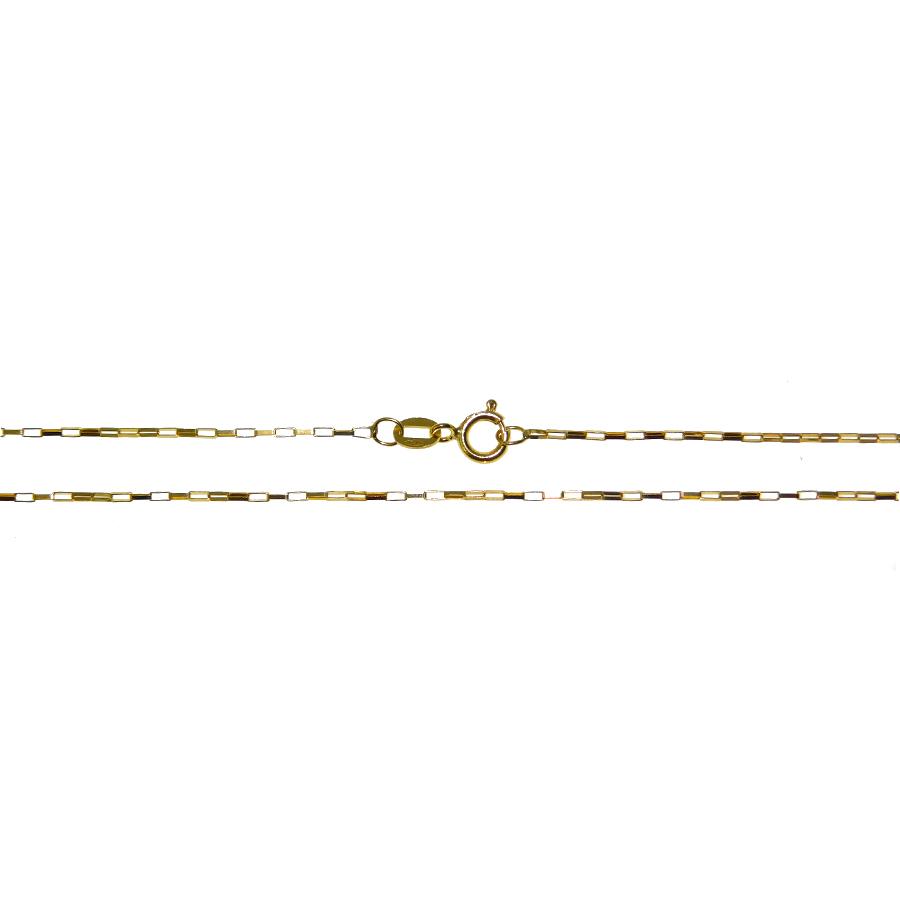 Corrente em Ouro 18K Veneziana Longa Cartier CAR40110