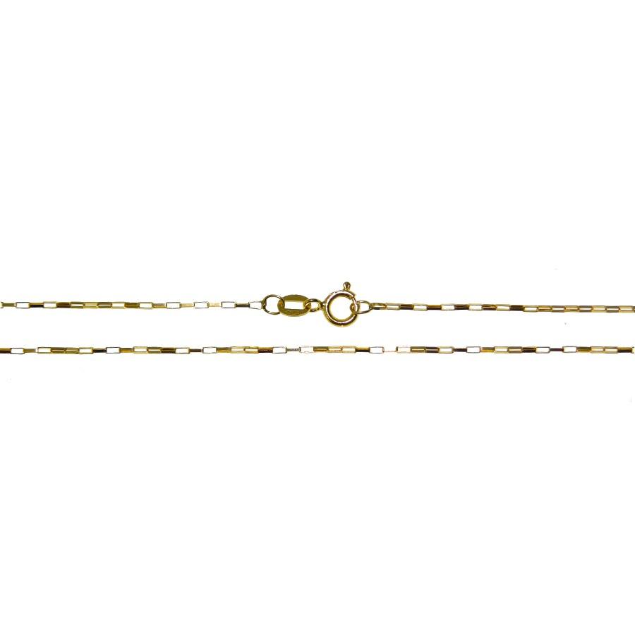 Corrente em Ouro 18K Veneziana Longa Cartier CAR60140