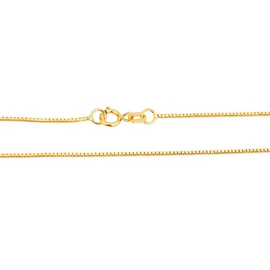 Corrente em Ouro 18K Veneziana NC90000 45cm