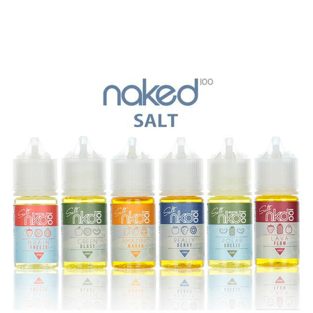 Naked Nicsalt - 30ml  - VAPERBOS