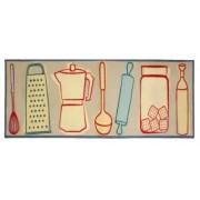 Clean Kasa Cozinha Gourmet Utensilios 50 x 160 cm