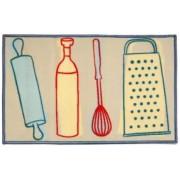 Clean Kasa Cozinha Gourmet Utensilios 50 x 80 cm