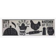 Cleankasa 50 x160 cm Gourmet Eat