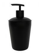 Porta Sabonete Líquido Spa Black Matte
