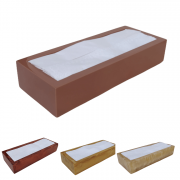 Porta Toalha Papel Diversas Cores - Polido