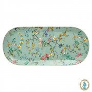 Travessa Porcelana Flowers Azul - Jolie - Pip Studio