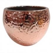 Vaso Cerâmica Rose 15,5 x 12,5 cm