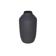 Vaso em Metal Biski Black