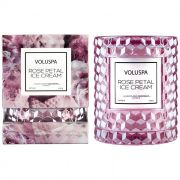 Vela Copo Redoma 55h Rose Petal Ice Cream 5322