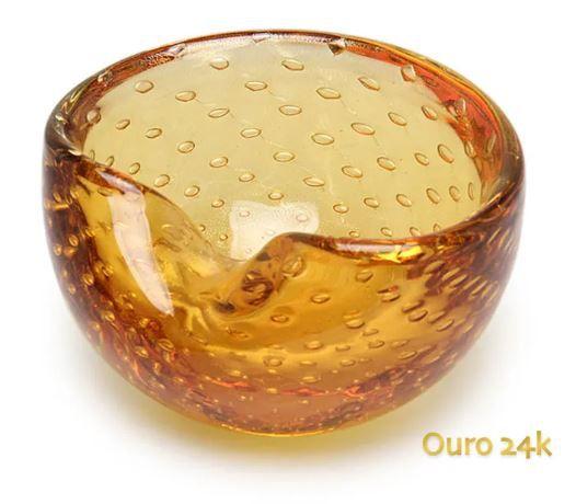Bowl 1 Tela Ab C/ouro-e 17261 CÁ D Oro
