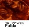 M13 - Polido - Madrepérola Cobre