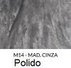 M14 - Polido - Madrepérola Cinza