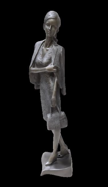 Escultura Fashion blaser