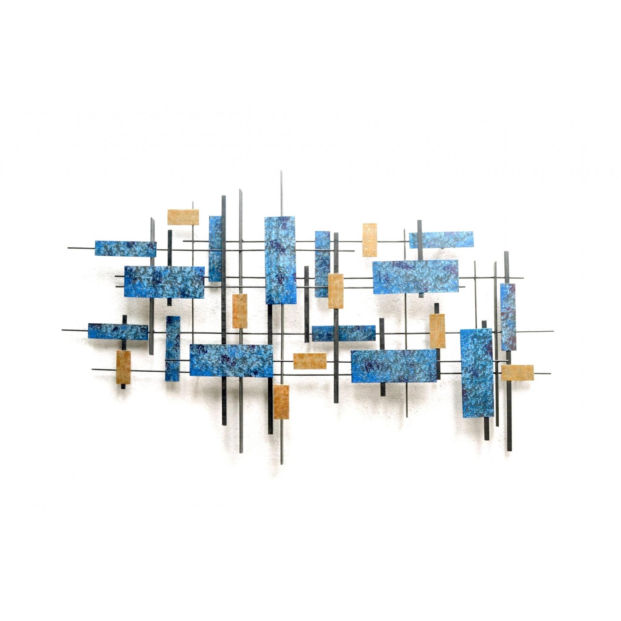Escultura Parede Terranova 9714