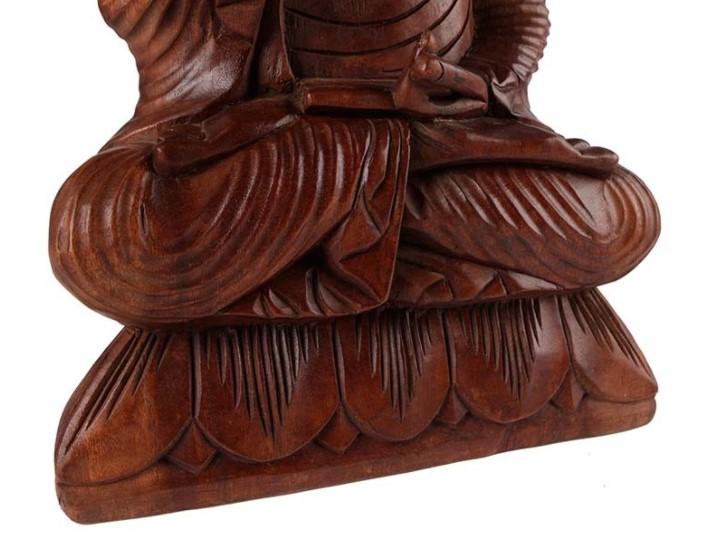 Estátua Buda Suar Sentado 50 cm