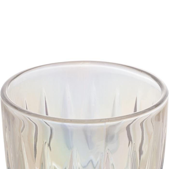 Jogo 6 Taças Vidro para Água Greek Rainbow 345 ml