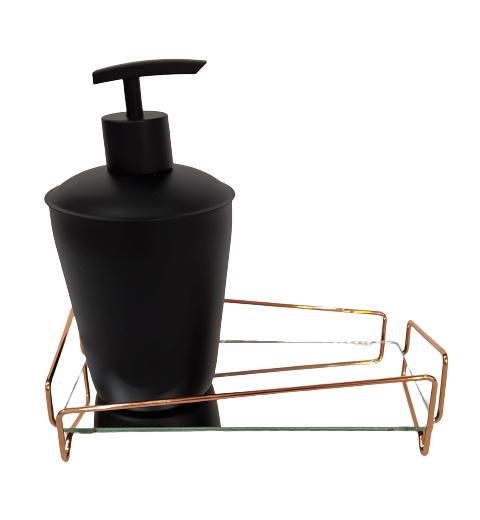 Lavabo Sementes - Bandeja | Saboneteira | Difusor de Ambiente