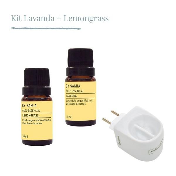 Kit Lavanda + Lemongrass - By Samia