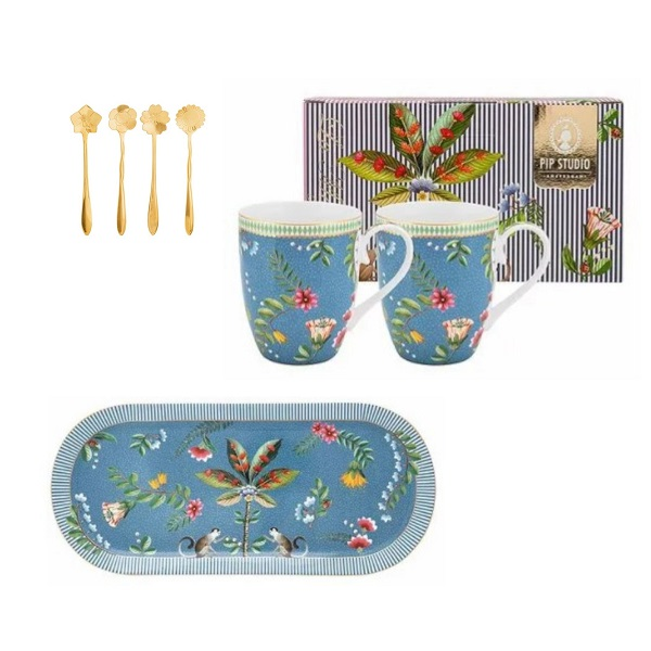 Kit - Momento Belos Jardins Pip Studio
