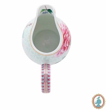 Mini Jarrinha Branca Blushing Birds - Pip Studio