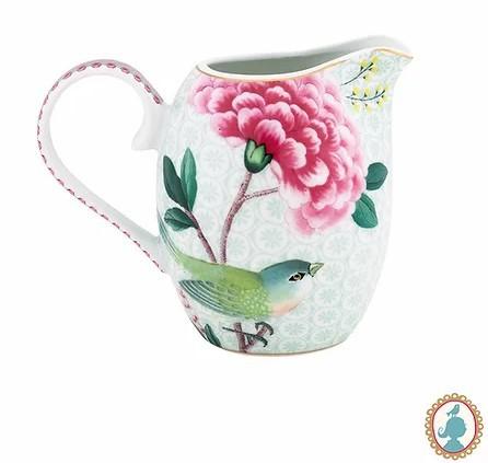 Mini Jarrinha Branca Pip Studio - Blushing Birds