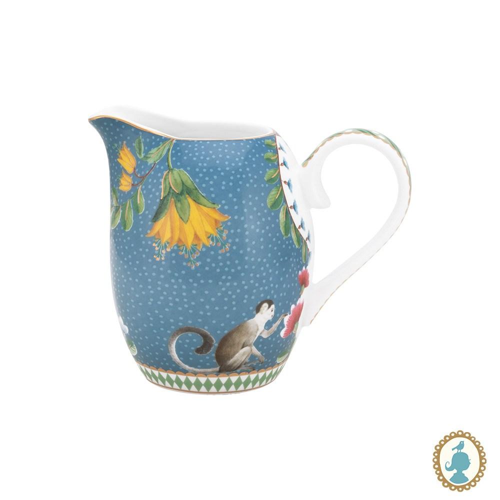 Mini Jarrinha Porcelana Azul  La Majorelle - Pip Studio