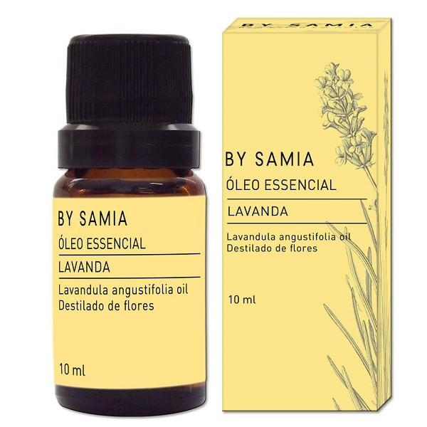 Óleo Essencial de Lavanda 10 ml By Samia