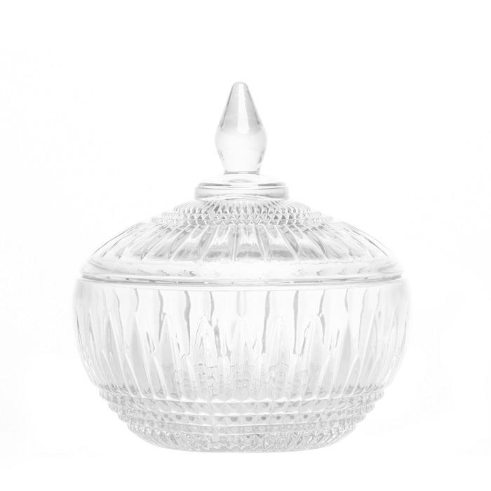 Potiche Queen Cristal Wolff - 14 x 15 cm