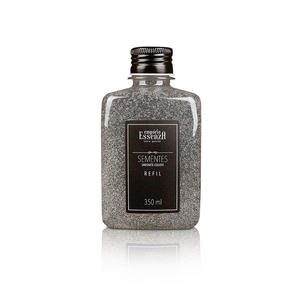 Refil Sabonete Liquido Sementes 350 ml