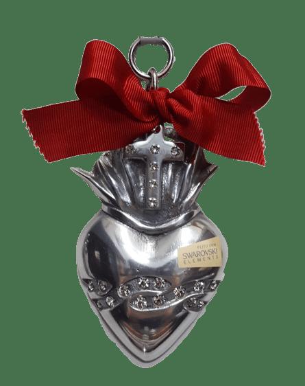 Sagrado Coração de Jesus Medalha 1200