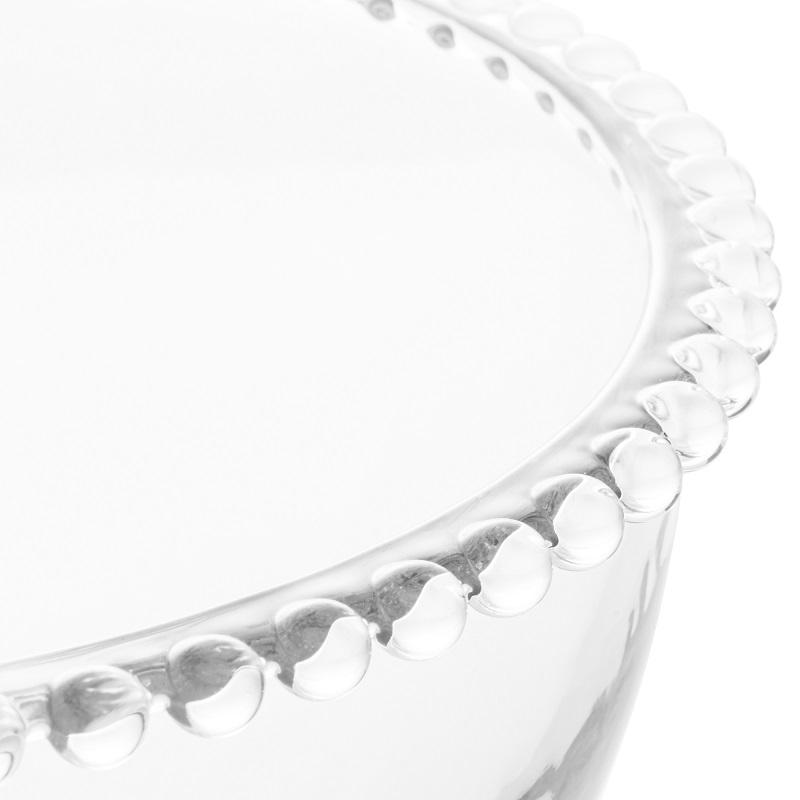 Saladeira Cristal Pearl 21 x 12 cm - Wolff