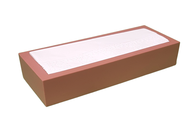 Toalha de Papel para Lavabo Relevo