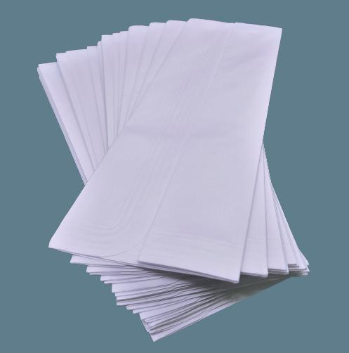 Toalha de Papel para Lavabo Relevo - Clássica