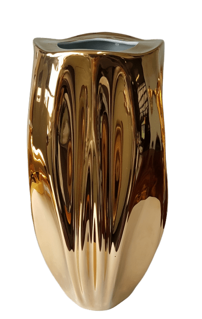 Vaso Ascidia Ouro Grande