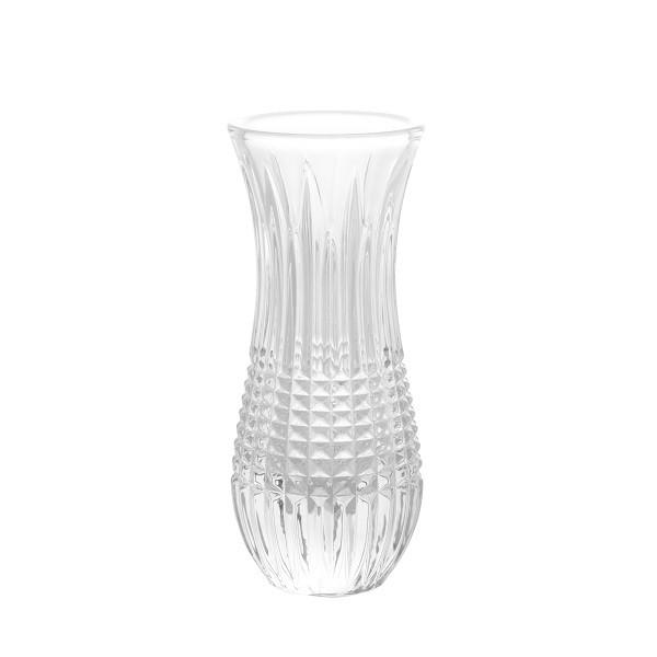Vaso Incolor Cristal de Chumbo Queen 6 x 15 cm
